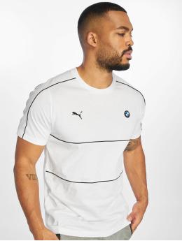 Puma T-Shirt BMW MMS T7 blanc