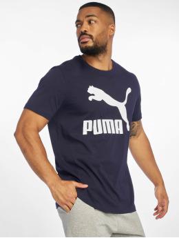 Puma T-Shirt Logo  bleu