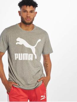 Puma t-shirt Classics  grijs