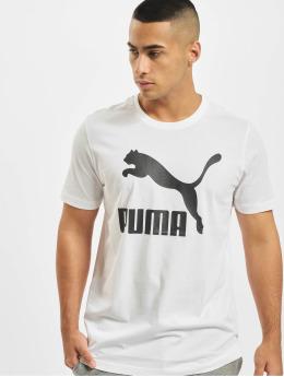 Puma T-shirt Logo  vit