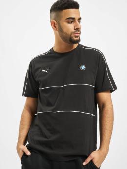 Puma t-shirt BMW M Motorsport T7 zwart