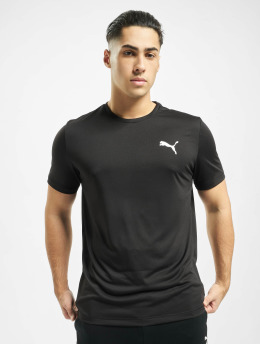 Puma t-shirt Active zwart