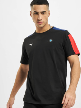 Puma T-Shirty BMW MMS T7 czarny