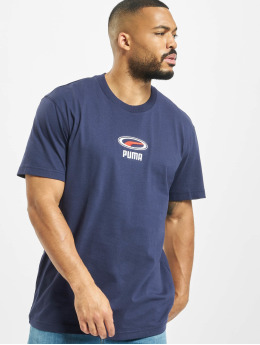 Puma T-skjorter OG blå