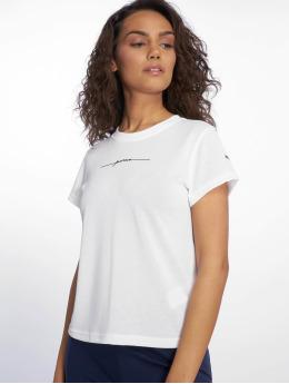Puma T-skjorter SG X Puma 2 hvit