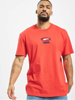 Puma T-skjorter OG red