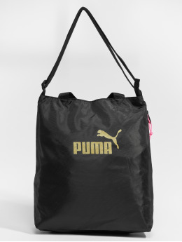 Puma Tašky Core Shopper Seasonal čern