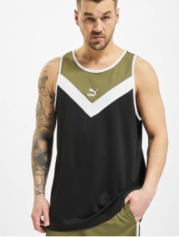 Puma Tank Tops Iconic MCS  black