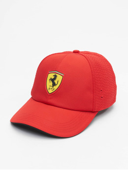 Puma Trucker Cap SF Fanwear  rosso