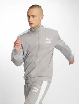 Puma Veste mi-saison légère  Iconic T7 gris