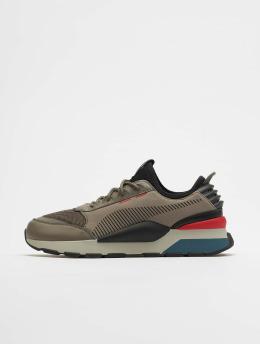 Puma Zapatos para correr RS-0 Tracks gris