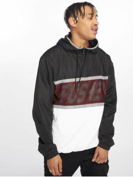 Pusher Apparel Демисезонная куртка Mesh черный