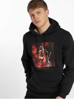 Pusher Apparel Hoodie Pusher Dog black
