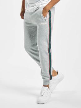 Pusher Apparel Pantalone ginnico Hustle  grigio