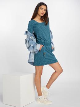 Ragwear jurk Penelope turquois