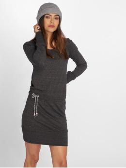 Ragwear jurk Alexa A zwart