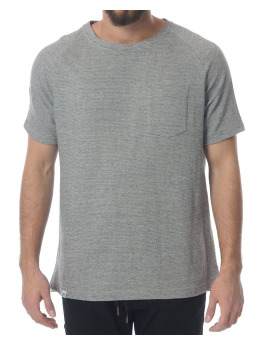 Reals Jeans T-Shirt  grau
