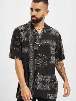 Redefined Rebel Рубашка Theodore черный