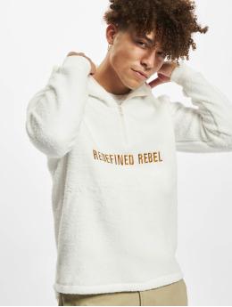 Redefined Rebel Bluzy z kapturem RRChristian bialy