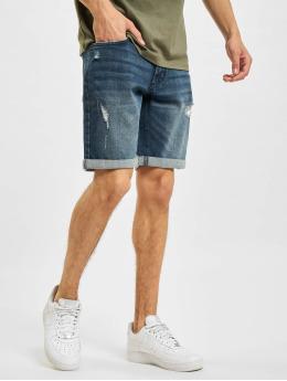 Redefined Rebel Pantalón cortos Oslo Destroy azul