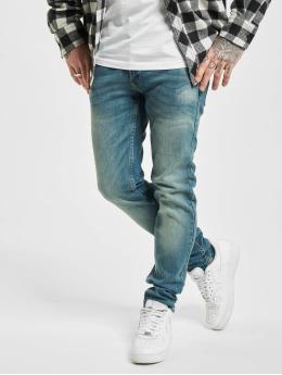 Redefined Rebel Skinny Jeans Rrstockholm  niebieski