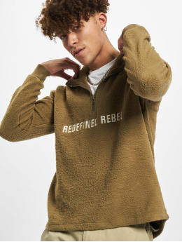 Redefined Rebel Sweat capuche RRChristian  olive