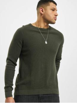 Redefined Rebel Swetry Rrbear  zielony