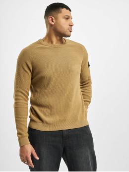 Redefined Rebel trui Rrbear  beige