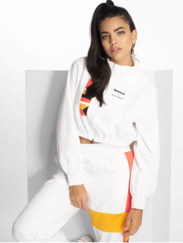 Reebok Демисезонная куртка Gigi Hadid белый