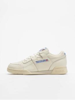 Reebok Baskets Workout Plus 1987 TV blanc