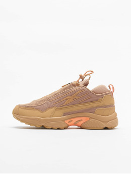 Reebok Baskets DMX Series 2200 Zip  brun
