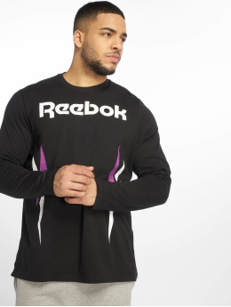 Reebok Camiseta de manga larga Classic V negro