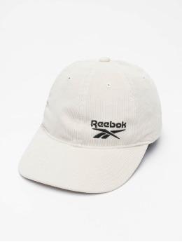 Reebok Casquette Snapback & Strapback Corduroy blanc