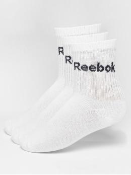 Reebok Chaussettes Roy U Crew blanc