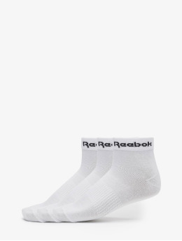 Reebok Chaussettes Act Core Ankle blanc