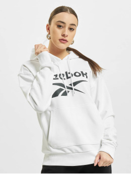 Reebok Hoodie Identity BL French Terry white
