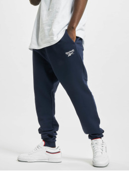 Reebok Jogginghose Identity French Terry  blau
