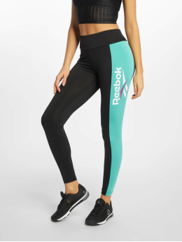 Reebok Leggings/Treggings Classic V P svart