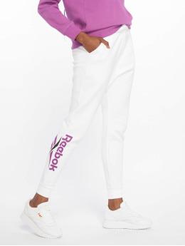 Reebok Pantalón deportivo Classic V P blanco