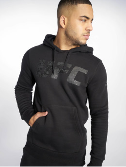 Reebok Performance Hoodies Ufc Fg čern