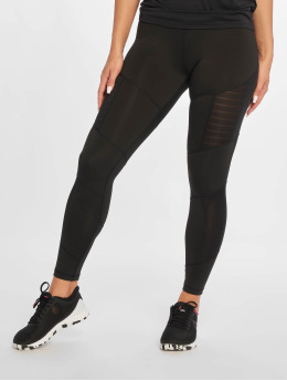 Reebok Performance Leggings D Mesh nero