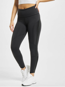 Reebok Performance Leggings/Treggings C Lux High Rise czarny