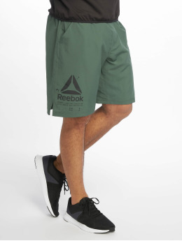 Reebok Performance Shorts Epic grün