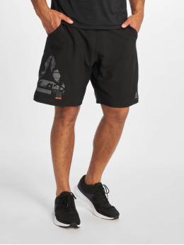 Reebok Ost Epic Ltwt Shorts Black/True Grey/White