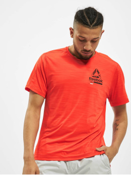 Reebok Performance T-Shirt Ost Activchill Grap rouge