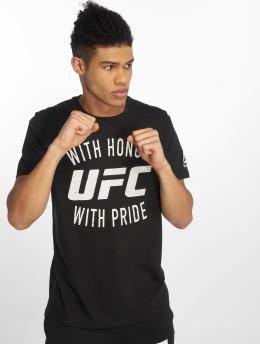 Reebok Performance t-shirt Ufc Fg Pride Of zwart