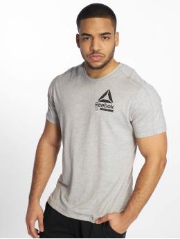 Reebok Performance T-shirts Ost Speedwick Move grå