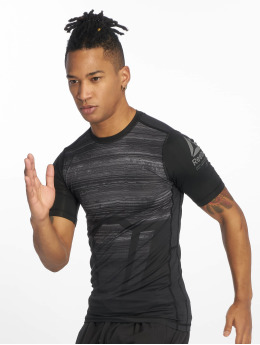 Reebok Performance T-Shirty Performance Ac Compression czarny