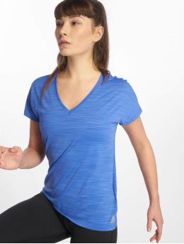 Reebok Performance T-skjorter OS AC blå