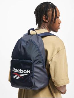 Reebok Plecaki Classics Foundation niebieski